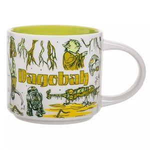 star wars been there dagobah mug